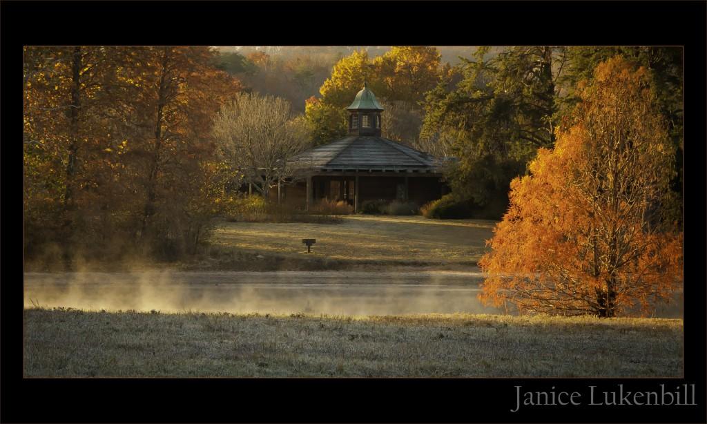 Lake Nevin at Sunrise
